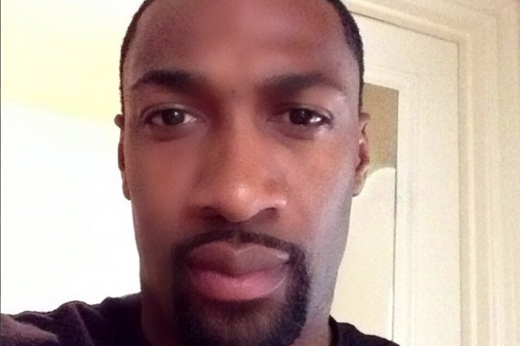 Nick Young Rips Gilbert Arenas' First Selfie on Instagram
