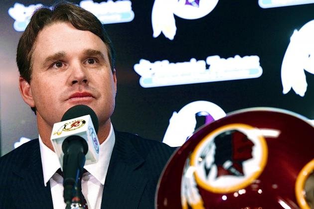 What Does Jay Gruden Hire Mean for the Future of the Washington Redskins?