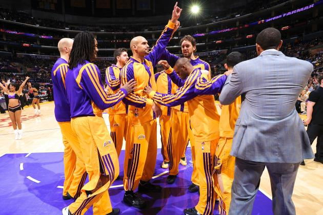 How Long Will Laker Nation Wait Before Slamming Panic Button?