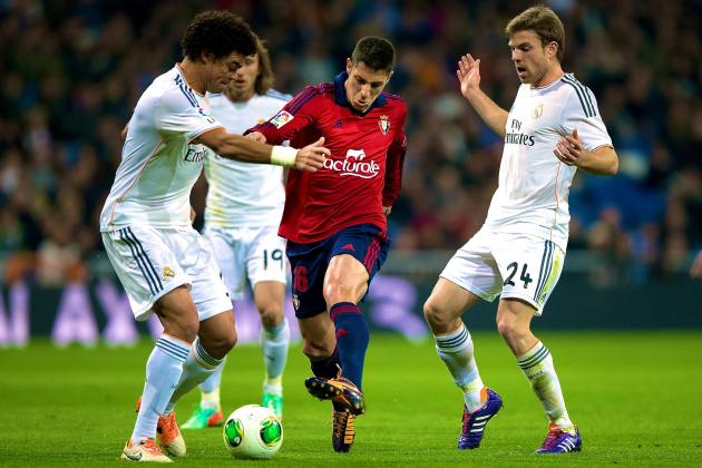 Real Madrid vs. Osasuna: Score and Post-Match Reaction