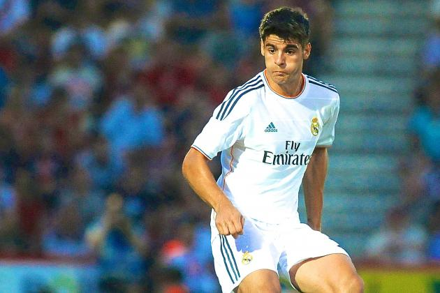 Real Madrid's Alvaro Morata Would Be a Superb January Signing for Arsenal