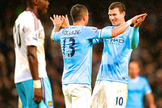 Film Focus: Reviewing Manchester City's Clobbering of West Ham at the Etihad