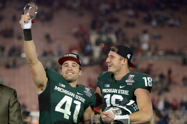 Should Big Ten Be Encouraged by Rose Bowl Win or Demoralized by Other Losses?