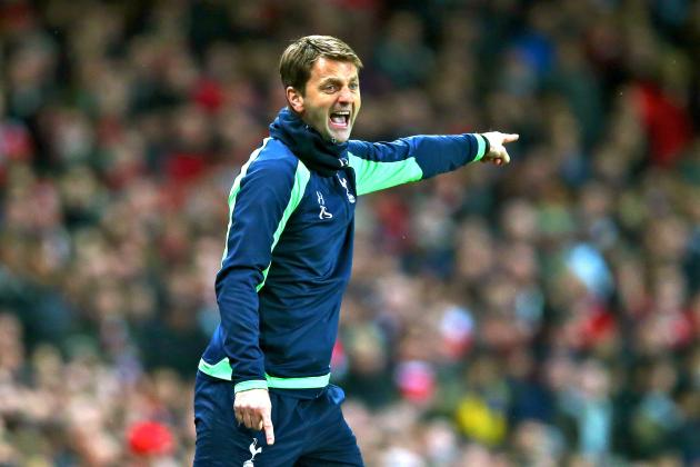 Premier League: How Tottenham Hotspur Will Line Up Against Crystal Palace