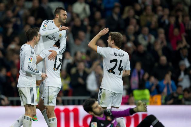 B/R Tactics: Real Madrid Gain Copa Del Rey Advantage Despite Osasuna Frustration