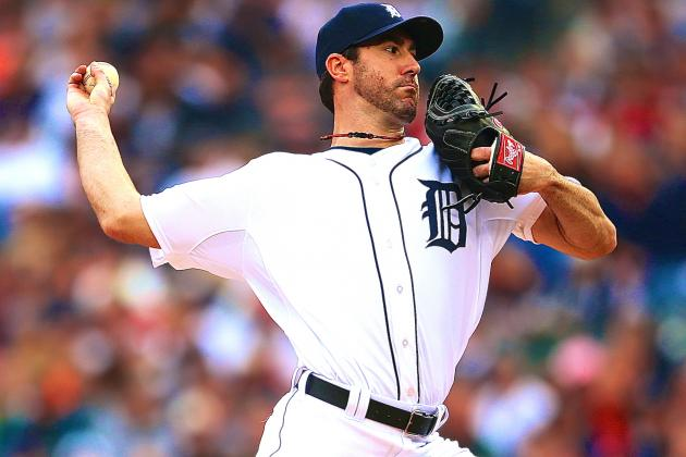 Justin Verlander Injury: Updates on Tigers Star's Abdomen and Recovery