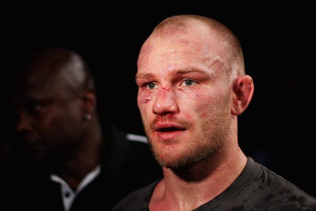 UFC Welterweight Martin Kampmann Announces Hiatus from MMA
