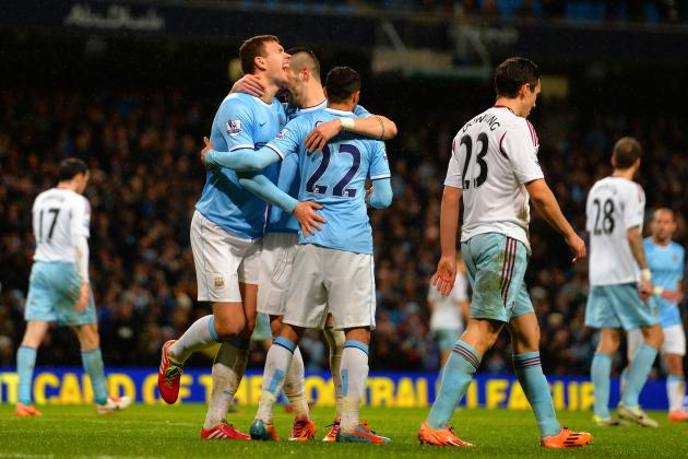 Areas Where Impressive Manchester City Can Still Improve for Trophy Hunt