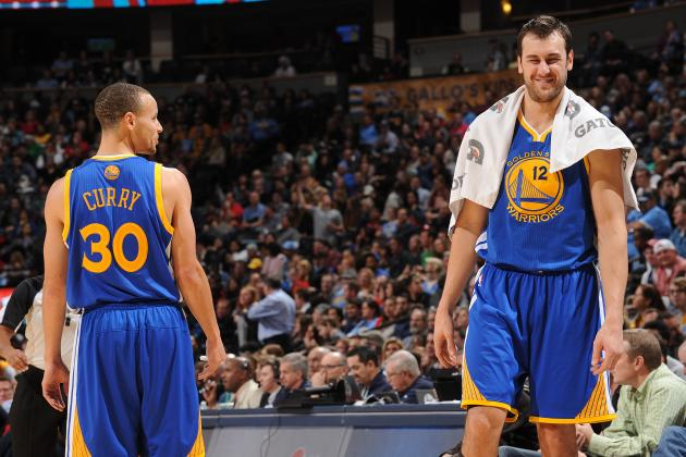 What a Difference a Healthy Andrew Bogut Makes for Golden State Warriors