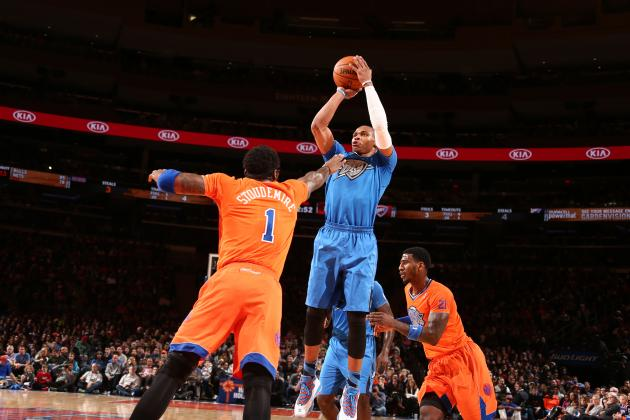 Oklahoma City Thunder Should Not Rush the Return of Russell Westbrook
