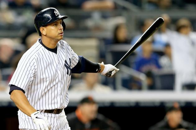 How A-Rod, Arbitrator Agreeing to 100-Game Reduced Ban Would Impact Yankees