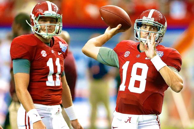 Who Will Be Alabama's Quarterback in 2014?