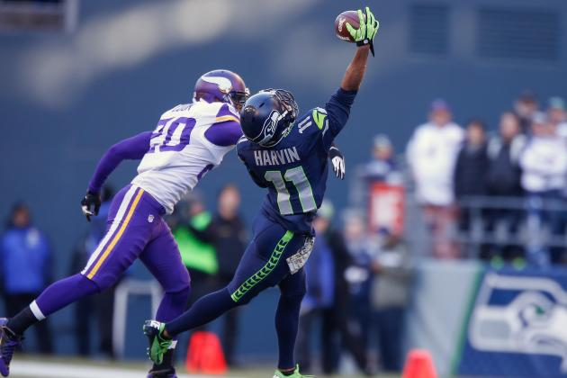 How Percy Harvin's Return Will Impact the Seahawks Offense in Matchup vs. Saints