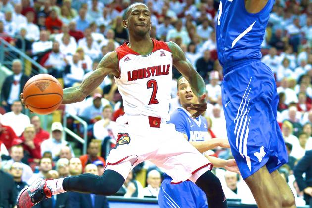 Memphis vs. Louisville: Live Score, Highlights and Reaction
