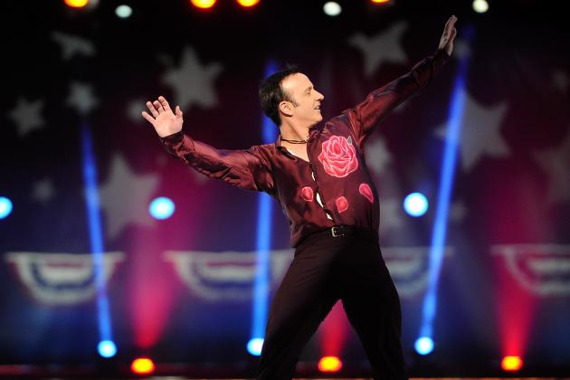 Boitano Never Planned Gay Announcement