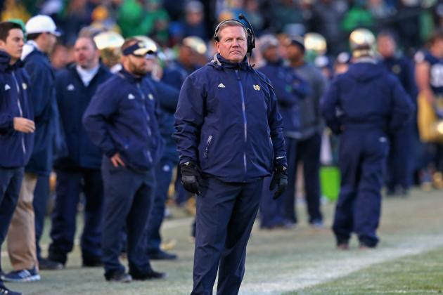 Notre Dame Football: 5 Recruits the Irish Must Land on NSD 2014