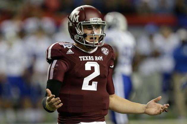 4 Reasons Why the New York Jets Should Not Draft Johnny Manziel