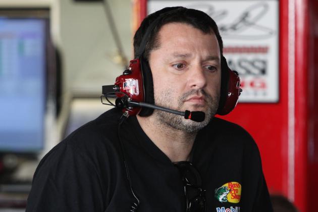 Spencer: Limping Stewart Still Targeting Daytona 500 Return
