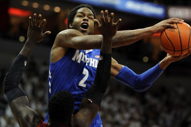 Memphis vs. Louisville: Score, Grades and Analysis