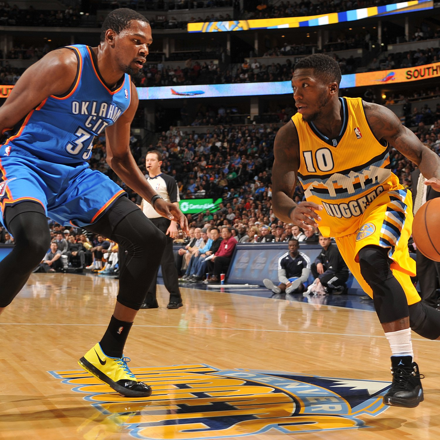Denver Nuggets Struggling Without Star Power: Oklahoma City Thunder Vs. Denver Nuggets: Live Score And