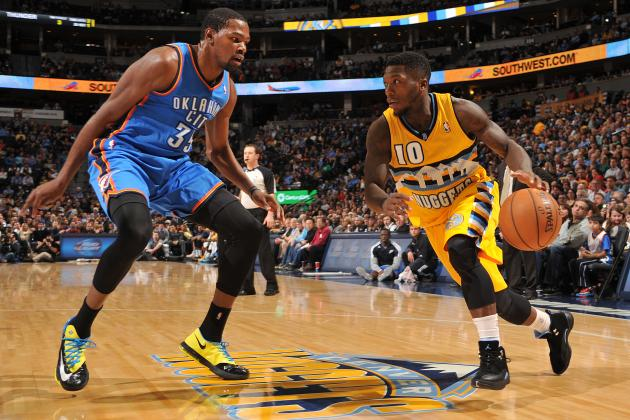 Oklahoma City Thunder vs. Denver Nuggets: Live Score and Analysis