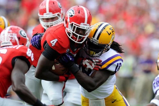 Georgia Football: Could Keith Marshall Get the Redshirt in 2014?