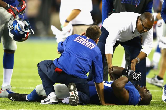 Breaking Down the New York Giants Injury Situation