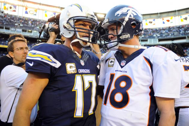 Chargers vs. Broncos: TV Info, Spread, Injury Updates, Game Time and More