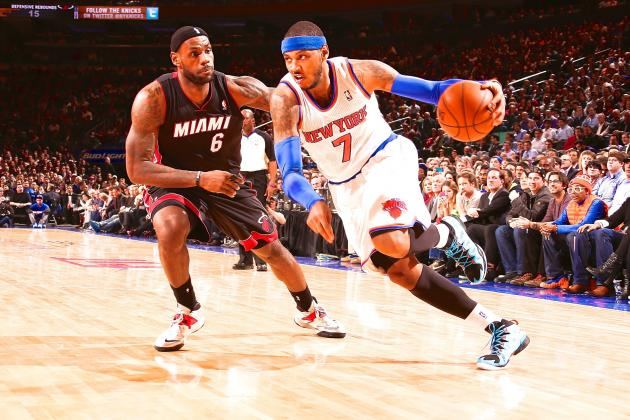 Miami Heat vs. New York Knicks: Live Score and Analysis