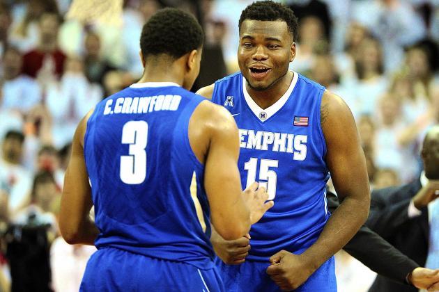 Memphis vs. Louisville: Score, Grades and Analysis