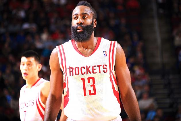 Are Houston Rockets Asking Too Much from James Harden?