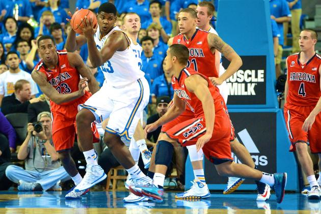 Arizona vs. UCLA: Live Score, Highlights and Reaction