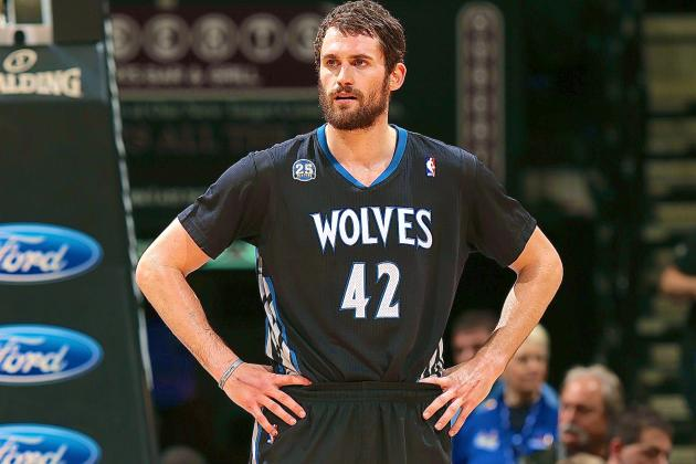 NBA Executive on Kevin Love: 'Everyone Knows He Wants to Go to the Lakers'
