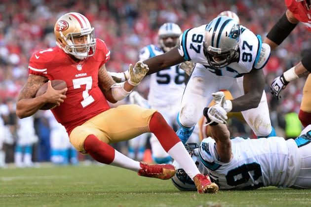 49ers vs. Panthers: TV Info, Spread, Injury Updates, Game Time and More