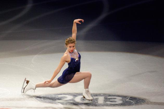 Gracie Gold-En in Short Program at U.S. Figure Skating Championships