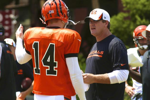 How the Bengals Can Move on from Jay Gruden, Continue to Evolve Offense