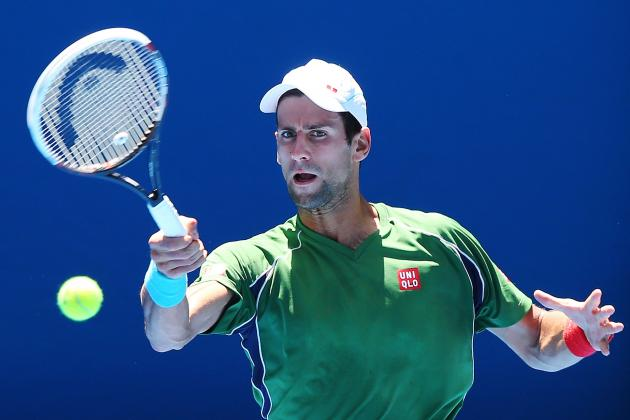 Novak Djokovic's Keys to Victory vs. Lukas Lacko in 1st Round of Australian Open
