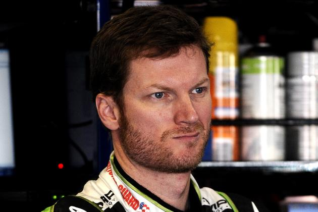 Dale Jr.: 'It's a Tough Deal to Go Through' Losing Crew Chief Steve Letarte