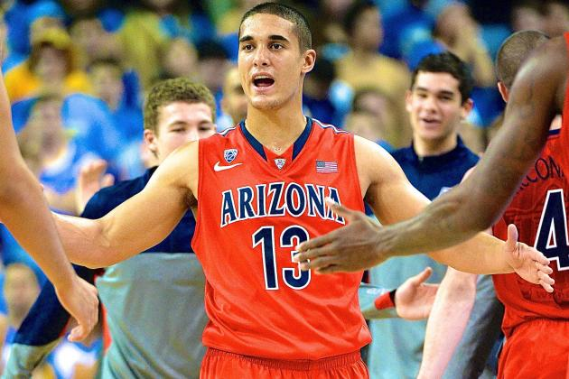 Arizona Proving It's a Legit No. 1: Wildcats Persevere with Road Win over UCLA
