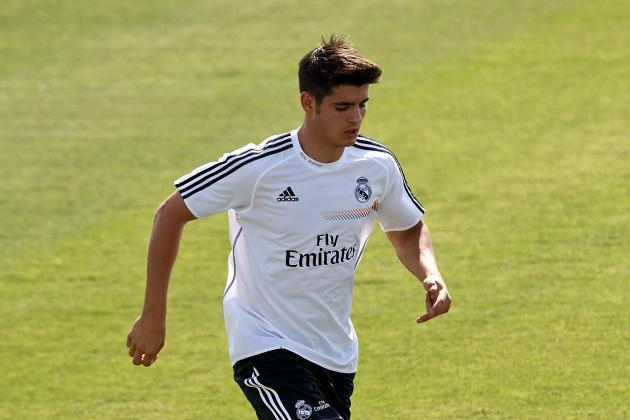 Arsenal Transfer News: Alvaro Morata Talk Ended by Real Madrid's Carlo Ancelotti