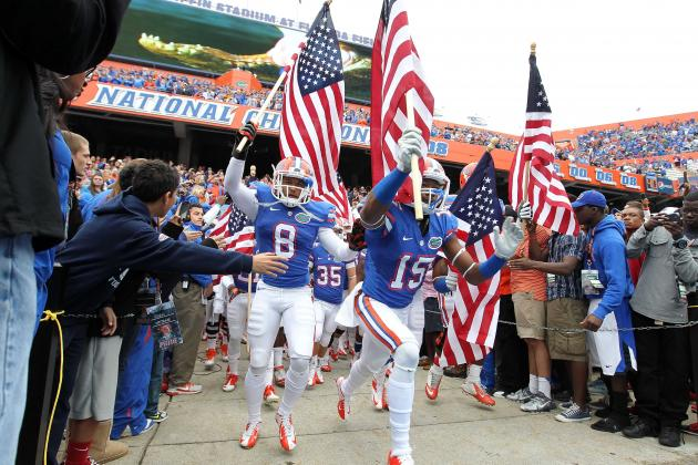College Football: Why Florida Could Be the Auburn of 2014