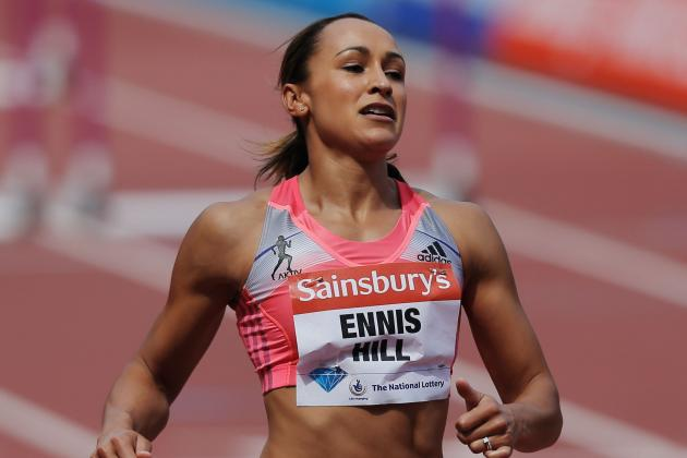 Jessica Ennis-Hill Pregnant, to Miss Commonwealth Games