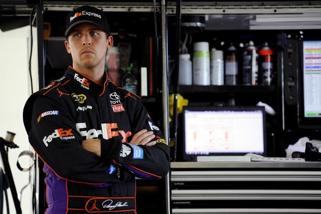 Will Denny Hamlin Bounce Back in 2014 and Contend for a Sprint Cup Title?
