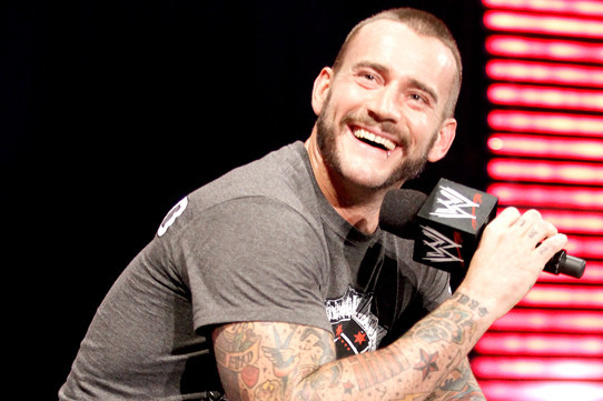 Evaluating CM Punk's Road to 2014 WWE Royal Rumble