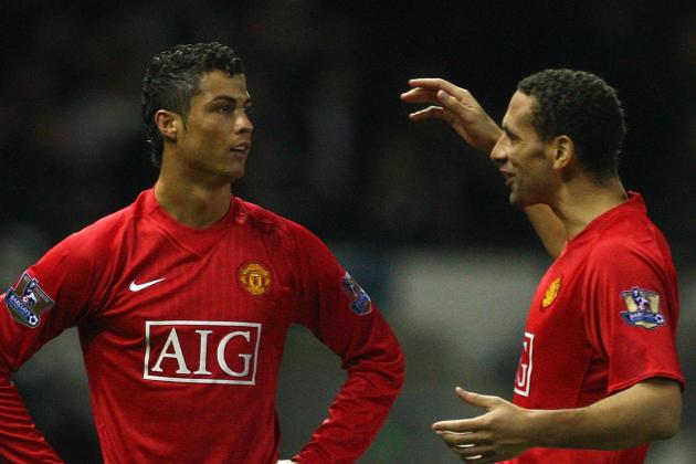 Rio Ferdinand Begged Cristiano Ronaldo All Summer for Manchester United Return