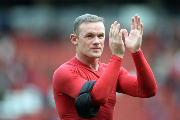 Manchester United Transfer News: Wayne Rooney Indicates Plan to Stay and Fight