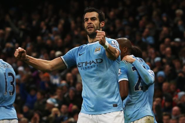 Alvaro Negredo Reveals He Turned Down David Moyes' Transfer Pursuit