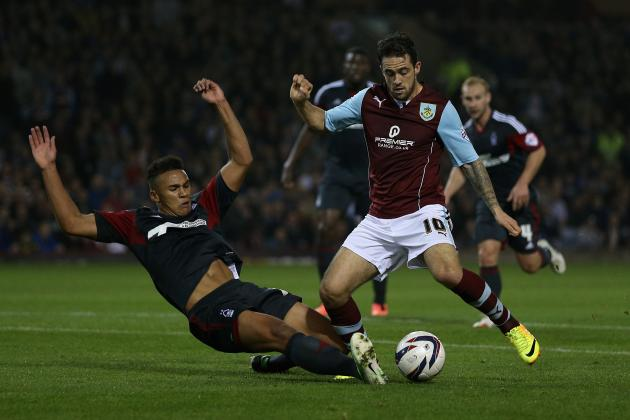Is It Time for Liverpool to Take a Championship Punt on Burnley's Danny Ings?