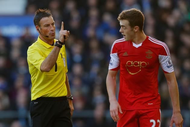 Southampton Right to Put Mark Clattenburg Row Behind Them