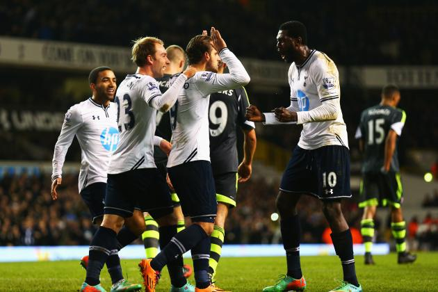 Jermain Defoe: Examining Tottenham's Attack Without the England Striker